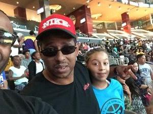 Kevin attended Los Angeles Sparks vs. Minnesota Lynx - WNBA on Aug 27th 2017 via VetTix