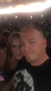 Michael attended Avenged Sevenfold: the Stage World Tour With a Day to Remember - Live in Concert on Jul 31st 2017 via VetTix