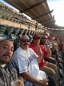 Ricardo attended Los Angeles Angels vs. Philadelphia Phillies - MLB on Aug 3rd 2017 via VetTix