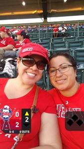 Yesenia attended Los Angeles Angels vs. Philadelphia Phillies - MLB on Aug 3rd 2017 via VetTix