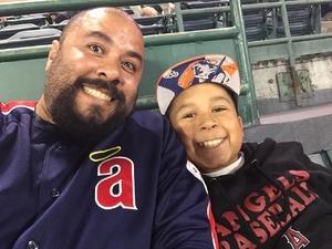 Roland attended Los Angeles Angels vs. Philadelphia Phillies - MLB on Aug 3rd 2017 via VetTix