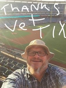 Jonathan attended Los Angeles Angels vs. Philadelphia Phillies - MLB on Aug 3rd 2017 via VetTix
