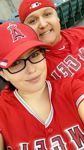 Chad attended Los Angeles Angels vs. Philadelphia Phillies - MLB on Aug 3rd 2017 via VetTix