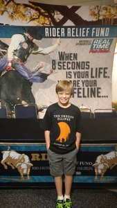 miles attended PBR - Music City Knockout - Friday Night Only on Aug 18th 2017 via VetTix