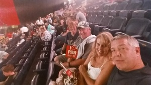 Kenneth attended PBR - Music City Knockout - Friday Night Only on Aug 18th 2017 via VetTix