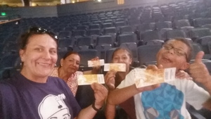 Vilma attended PBR - Music City Knockout - Friday Night Only on Aug 18th 2017 via VetTix