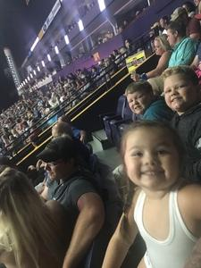 James attended PBR - Music City Knockout - Friday Night Only on Aug 18th 2017 via VetTix