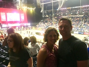 Shawn attended PBR - Music City Knockout - Friday Night Only on Aug 18th 2017 via VetTix