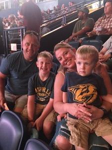Eric attended PBR - Music City Knockout - Friday Night Only on Aug 18th 2017 via VetTix