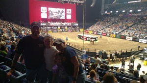 Rick attended PBR - Music City Knockout - Friday Night Only on Aug 18th 2017 via VetTix