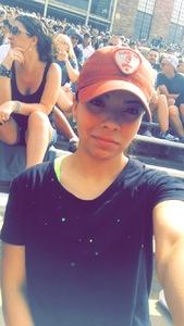 Miriam attended Colorado Buffaloes vs. Texas State - NCAA Football on Sep 9th 2017 via VetTix