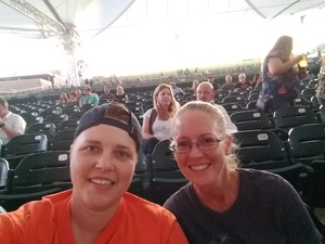 Cathrine attended Goo Goo Dolls: Long Way Home Summer Tour With Phillip Phillips - Reserved Seats on Sep 7th 2017 via VetTix