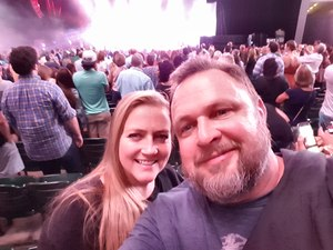 Lee attended Goo Goo Dolls: Long Way Home Summer Tour With Phillip Phillips - Reserved Seats on Sep 7th 2017 via VetTix
