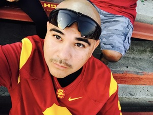 Alejandro attended Pac-12 Football Championship - Stanford Cardinal vs. Southern California Trojans on Dec 1st 2017 via VetTix