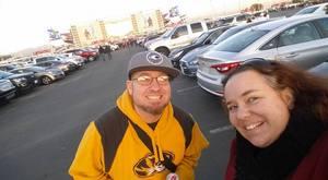 Travis attended Pac-12 Football Championship - Stanford Cardinal vs. Southern California Trojans on Dec 1st 2017 via VetTix