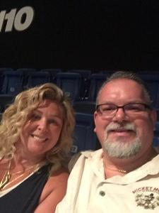thomas attended John Mellencamp With Special Guest Carlene Carter on Aug 13th 2017 via VetTix