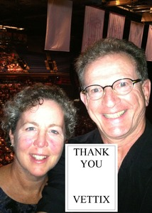 Kevin attended John Mellencamp With Special Guest Carlene Carter on Aug 13th 2017 via VetTix