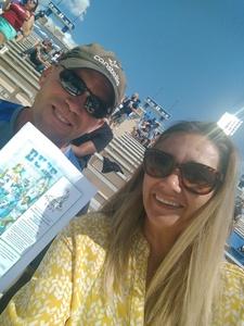 Keith attended Duke University Blue Devils vs. Northwestern - NCAA Football on Sep 9th 2017 via VetTix