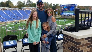 Tony attended Duke University Blue Devils vs. Georgia Tech - NCAA Football on Nov 18th 2017 via VetTix