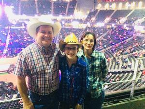 ems773 attended PBR - Built Ford Tough Series - World Finals on Nov 3rd 2017 via VetTix