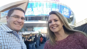Dees Family attended PBR - Built Ford Tough Series - World Finals on Nov 3rd 2017 via VetTix