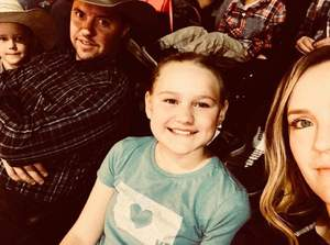 Ryan attended PBR - Built Ford Tough Series - World Finals on Nov 3rd 2017 via VetTix
