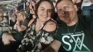 Jaime attended Soul2Soul Tour With Tim McGraw and Faith Hill on Aug 18th 2017 via VetTix