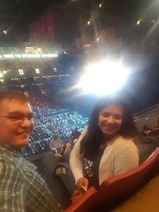 Clynton attended Soul2Soul Tour With Tim McGraw and Faith Hill on Aug 18th 2017 via VetTix