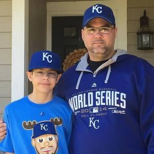 Paul attended Kansas City Royals vs. Minnesota Twins - MLB on Sep 10th 2017 via VetTix