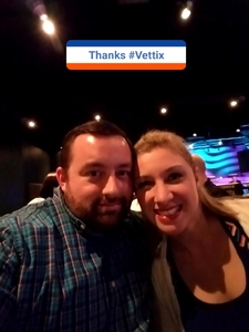 Justin attended Big Jay Oakerson at House of Comedy - Friday on Sep 8th 2017 via VetTix