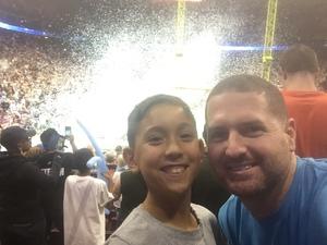 Randy attended Philadelphia Soul vs. Tampa Bay Storm - Arena Bowl XXX on Aug 26th 2017 via VetTix