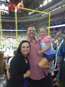 david attended Philadelphia Soul vs. Tampa Bay Storm - Arena Bowl XXX on Aug 26th 2017 via VetTix