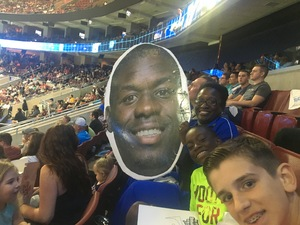 Chief Williams attended Philadelphia Soul vs. Tampa Bay Storm - Arena Bowl XXX on Aug 26th 2017 via VetTix