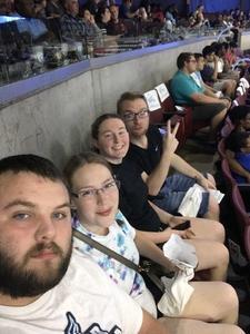 Richard attended Philadelphia Soul vs. Tampa Bay Storm - Arena Bowl XXX on Aug 26th 2017 via VetTix