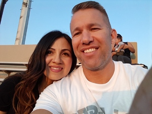 Chris attended University of New Mexico Lobos vs. Abilene Christian - NCAA Football on Sep 2nd 2017 via VetTix