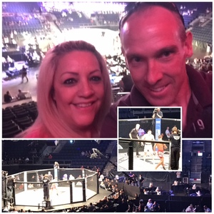 Brian attended Lfa 22 - Heinisch vs. Perez - Live Mixed Martial Arts - Presented by Legacy Fighting Alliance on Sep 8th 2017 via VetTix