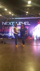 JESSICA attended Nlfc 8 - MMA Fight Night - Live Mixed Martial Arts - Presented by Next Level Fight Club on Sep 16th 2017 via VetTix