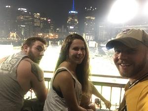 Tom attended Pittsburgh Pirates vs. Baltimore Orioles - MLB on Sep 27th 2017 via VetTix