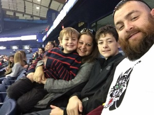 Eric attended Chicago Wolves vs. Iowa Wild - AHL on Nov 26th 2017 via VetTix