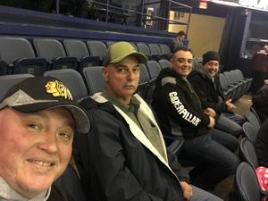 Paul attended Chicago Wolves vs. Cleveland Monsters - AHL on Jan 21st 2018 via VetTix