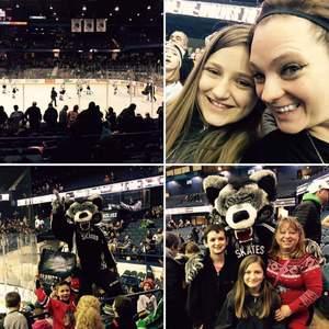 Jason attended Chicago Wolves vs. Cleveland Monsters - AHL on Feb 18th 2018 via VetTix