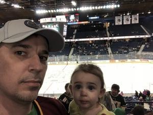 Bill attended Chicago Wolves vs. Rockford Icehogs - AHL on Mar 17th 2018 via VetTix