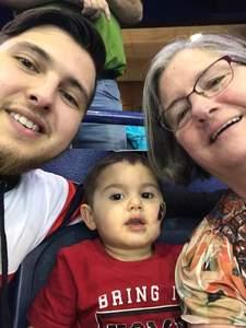 Joseph attended Chicago Wolves vs. Rockford Icehogs - AHL on Mar 17th 2018 via VetTix