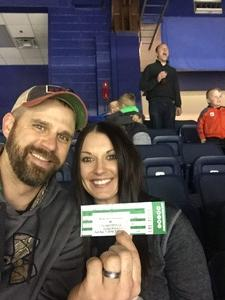 William attended Chicago Wolves vs. Milwaukee Admirals - AHL on Apr 7th 2018 via VetTix