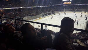 Nicholas attended Chicago Wolves vs. Milwaukee Admirals - AHL on Apr 7th 2018 via VetTix