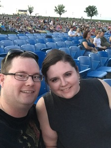Brian attended Brad Paisley: Weekend Warrior World Tour 2017 With Special Guest Dustin Lynch, Chase Bryant and Lindsay Ell - Lawn Seats on Sep 24th 2017 via VetTix