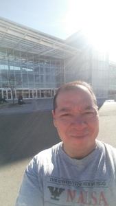 Kenneth attended University of New Mexico Lobos vs. UNLV - NCAA Mens Basketball on Feb 25th 2018 via VetTix
