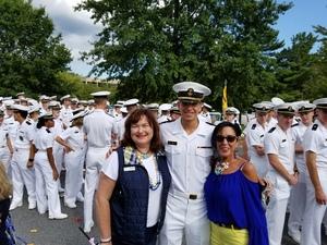 Scott attended Navy Midshipmen vs. Cincinnati - NCAA Football on Sep 23rd 2017 via VetTix