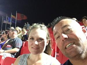 Tim attended Phoenix Rising FC vs. Seattle Sounders FC 2 - USL on Sep 2nd 2017 via VetTix