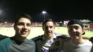 Agent - Son & Friends attended Phoenix Rising FC vs. Seattle Sounders FC 2 - USL on Sep 2nd 2017 via VetTix